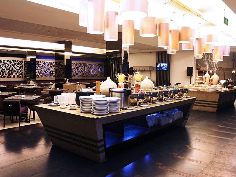 Ambassador Restaurant Holiday Inn Bandung Pasteur