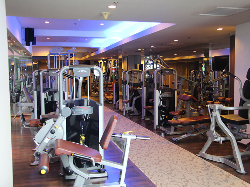 Ninety Six Fitness Holiday Inn Bandung Pasteur