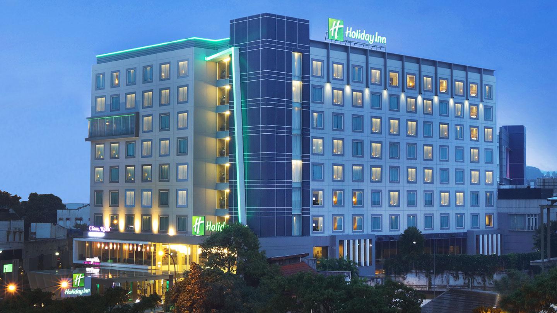 Welcome To Bandung Holiday Inn Bandung Pasteur