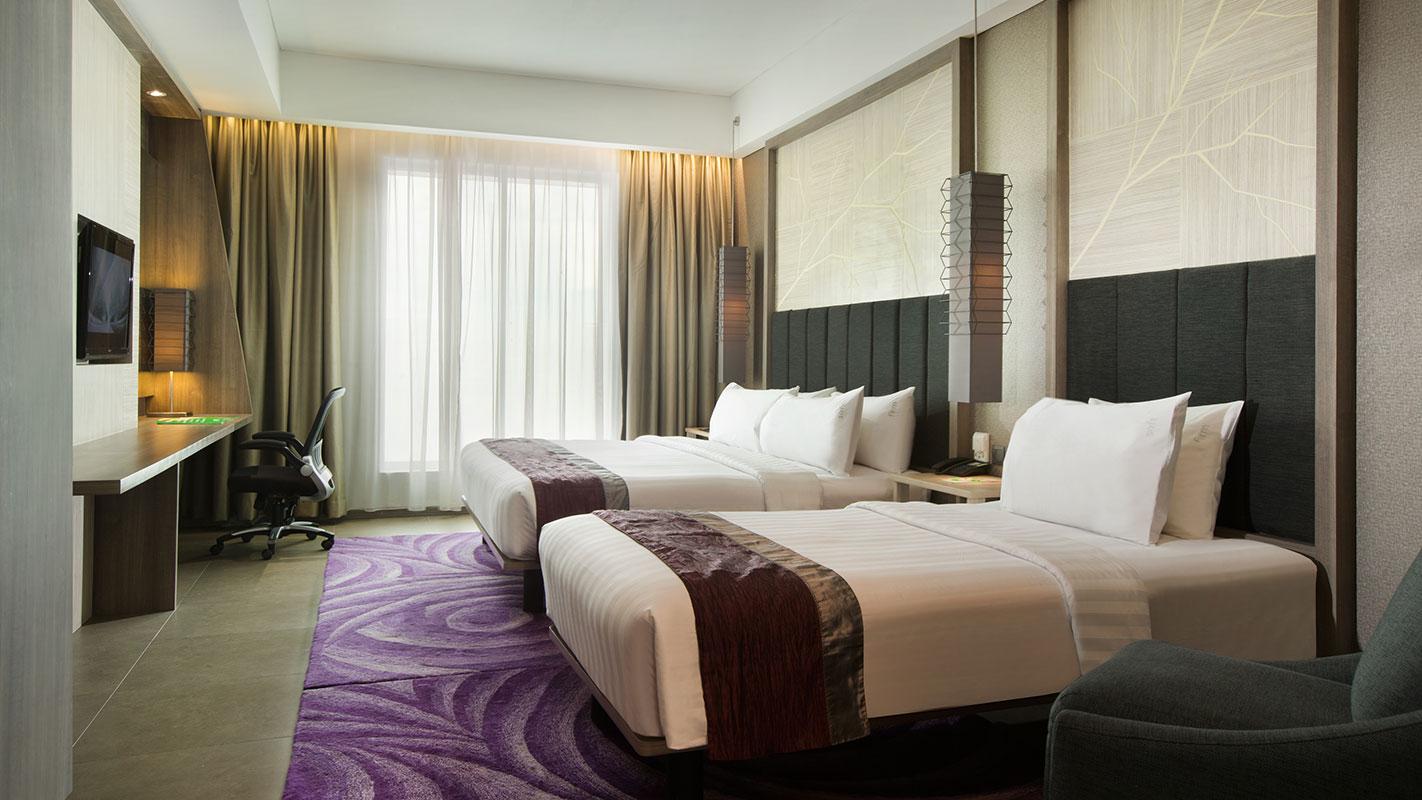 Room Holiday Inn Bandung Pasteur