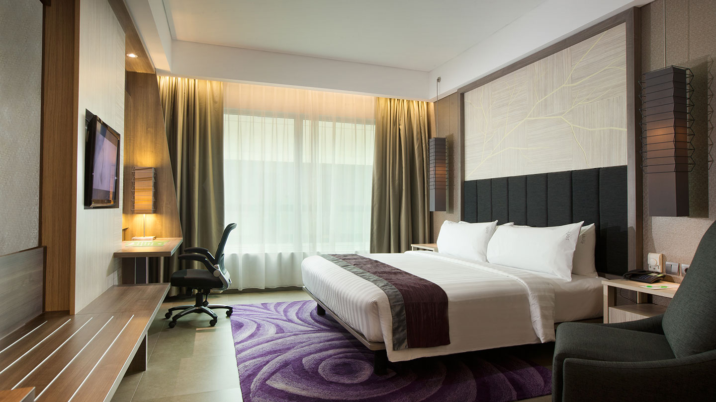 Executive Room Holiday Inn Bandung Pasteur