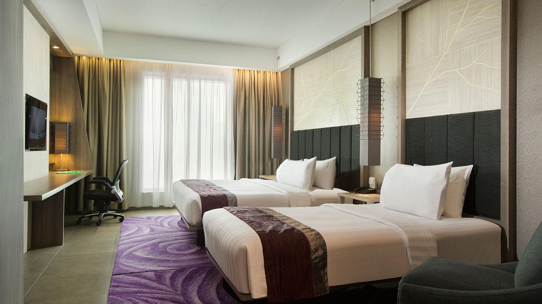 Executive Room Holiday Inn Bandung Pasteur