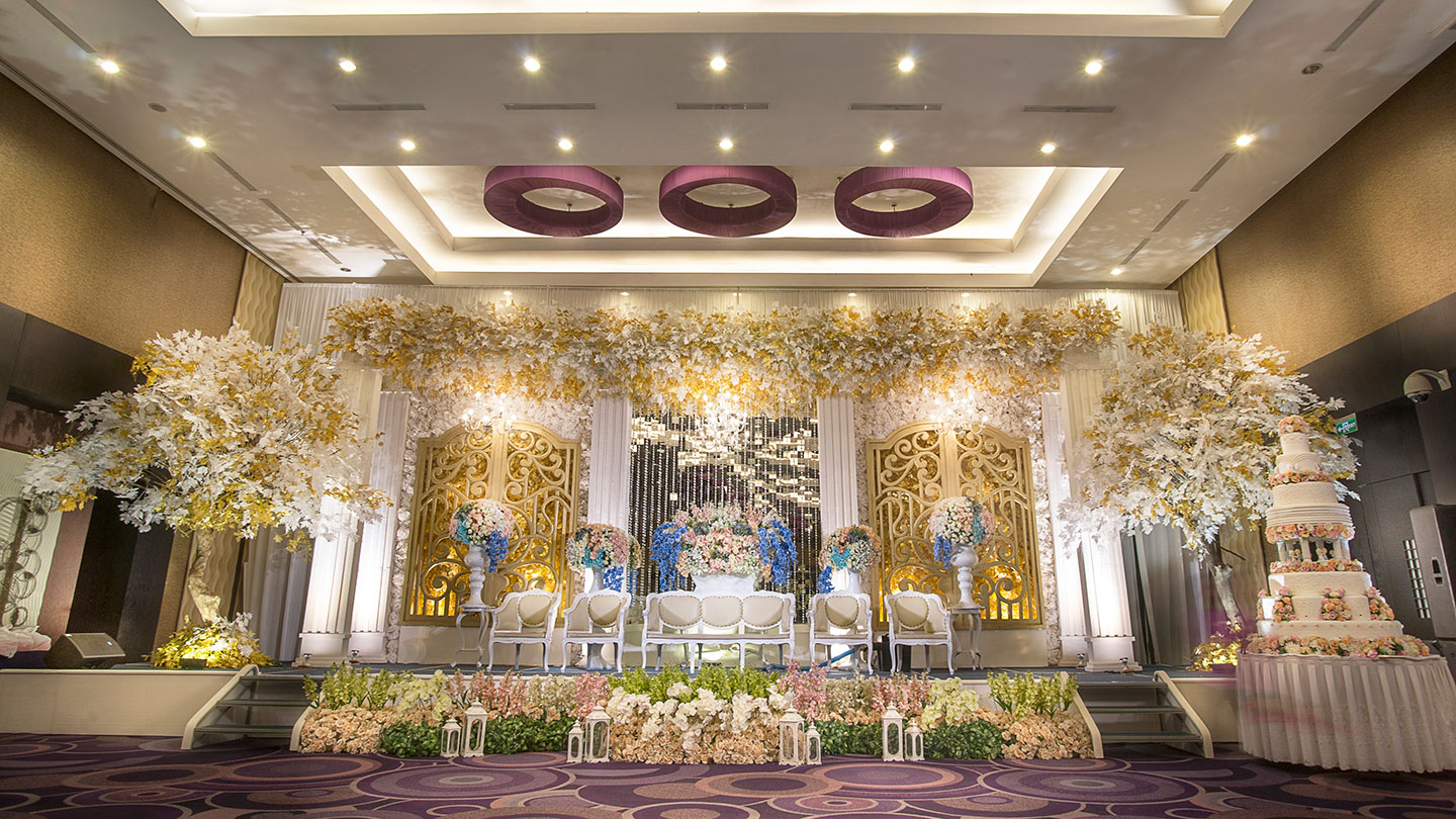 Special Wedding Packages Holiday Inn Bandung Pasteur