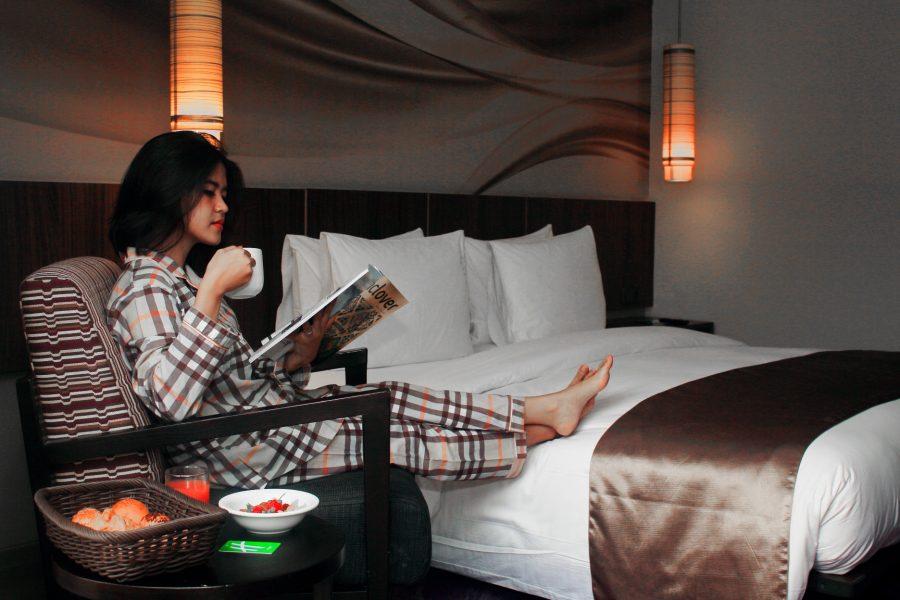 Breakfast On Us Holiday Inn Bandung