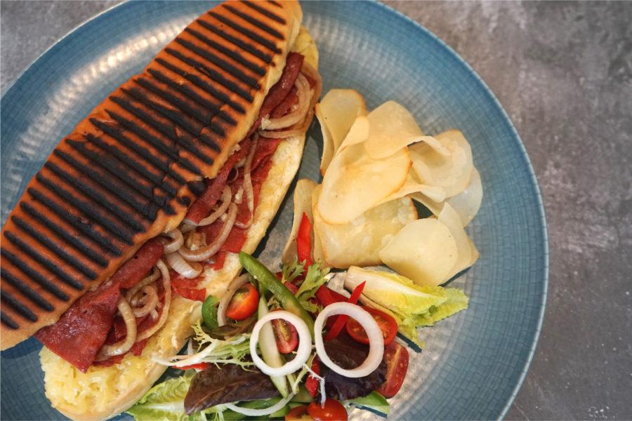 Cubanos Sandwich