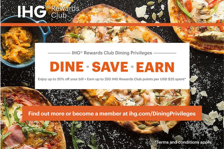 Dining Privileges